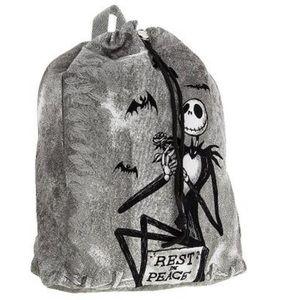 New Disney Jack Skellington Cinch Backpack